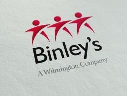 Binley's logo redesign