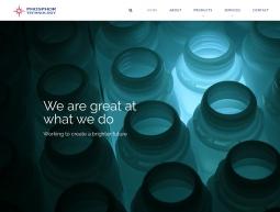 Phosphor Technology website