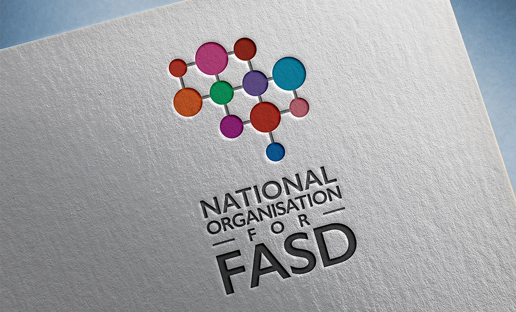 National Organisation for FASD logo