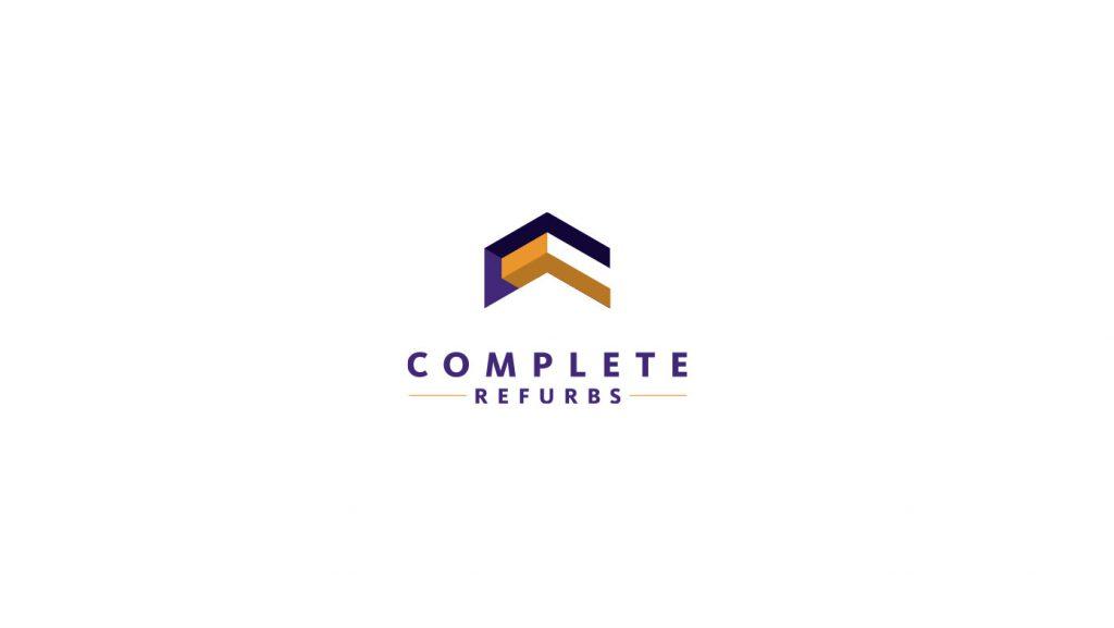 Complete Refurbs logo concept 01