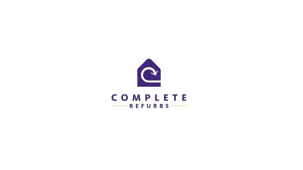 Complete Refurbs logo concept 02