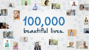 Digestive Cancers Europe animation 100000 beutiful lives