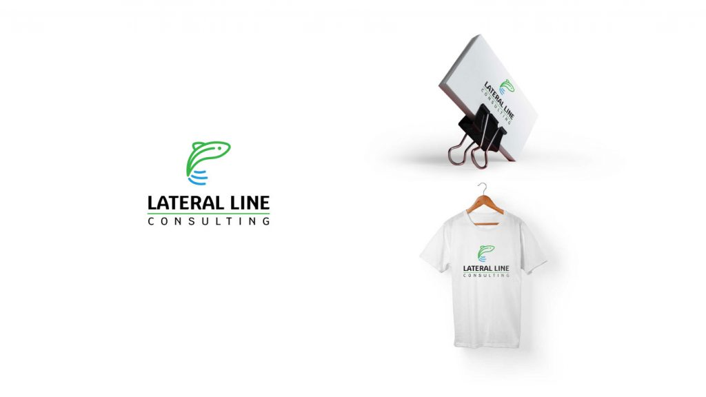 Lateral Line logo concept 01