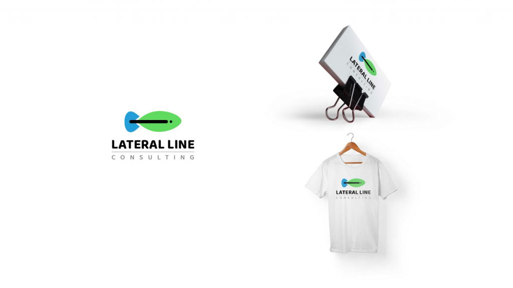 Lateral Line logo concept 02