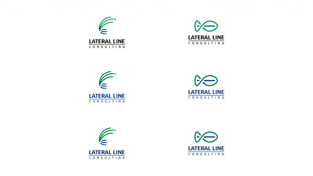 Lateral Line logo concept 03