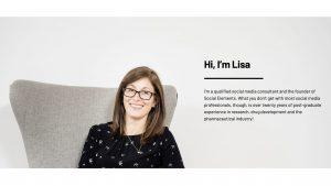 Social Elements Lisa